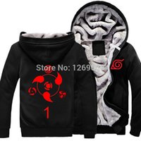Naruto Uzumaki Sasuke Uchiha Kakashi Cosplay Costume Male Th...