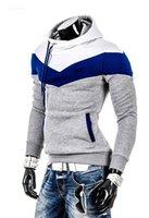 nuovo uomo felpa con cappuccio casuale felpa mens marca sport suit 6 colori felpa con cappuccio giacche uomo sportswear uomo felpa con cappuccio felpa