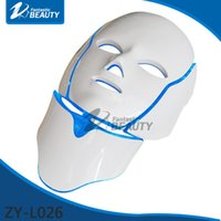 PDT Light Therapy led skin rejuvenation Microcurrent LED Mas...
