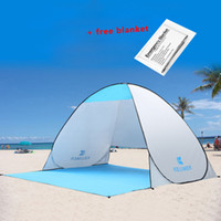 Wholesale- KEUMER Beach Tent Pop Up Open Camping Tent Fishin...