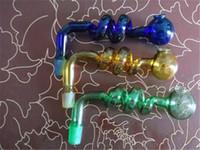 bunte Glasschüsseln Pfeifen S Bowls Schöne Wasserpfeife Zubehör 9mm Joint Glass Bowls