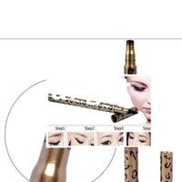 الجملة - تفاصيل حول ماء المرأة السائل كحل قلم أسود العين اينر قلم رصاص ماكياج ليوبارد G9 # E701