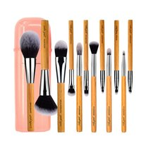 vela.yue Deluxe Make-up Pinsel Set Synthetisches Gesicht Wange Augen Lippen Beauty Tools Kit