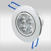 12W Dimmable LED Downlights Runde mit Treiber-LED-Leuchten Deckenleuchte Downlight Freies Schiff
