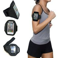 GYM Workout Sport ArmBand Hülle für iPhone 5 6 7 8 X Xr Xs Max für iPod Touch 4 5 Arm Band Hülle