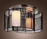 Lowest price Modern minimalist living room ceiling lamps Wit...