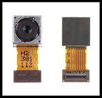 Arrière Arrière Caméra Module Grand Face Caméra Flex Câble Pour Sony Xperia Z L36H C6603 Z1 L39h C6902 C6906 Z2 D6502 D6503 L50W