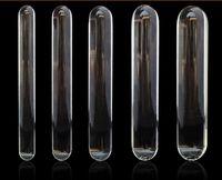 Sexy Crystal Glass Dildo's Penis Anale Plug Glas Stick Sex Flirten Toys Goede gift voor haar