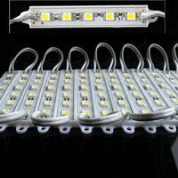 백라이트 LED 모듈에 대한 빌보드 LED 기호 크리스마스 램프 빛 5050 5 LED RGB 그린 레드 블루 화이트 방수 DC 12V를 따뜻하게 모듈