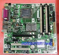 Scheda attrezzatura industriale per scheda madre desktop dx2818 dx2810 originale 508460-001,506521-001, G45 LGA775 DDR2, lavoro perfetto