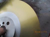 apol 10-Zoll-Kreissägeblatt 275 * 2,5 * 32mm Zerspanungswerkzeuge Hochgeschwindigkeitsstahlklingen Säge Edelstahl HSS-DM05 freien Versands