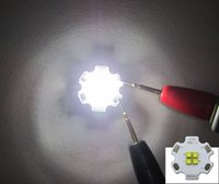 Cree XB-D XBD 9W / 12W 3 leds / 4 Leds White 6000k / 4000k Led Light 350-700mA 20MM Free Shipping