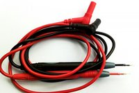 5 Pair SMT IC SMD Multimeter Probes Test Cable for 4mm Banan...