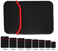 """7-17 inç Laptop Kılıfı Koruyucu Çanta Neopren Yumuşak Kol Çantası 7-17 """"GPS Tablet PC Dizüstü Ipad"""