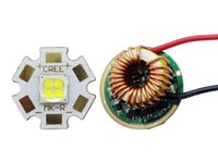 Cree MK-R 6V Led Driver + MKR 6V White 6000k Led Light DIY