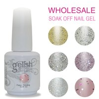 200PCS LOT free shipping professional GELISH color soak off ...