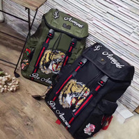 Hot Fashion Classic Male Female Embroidered Canvas Mens Back...