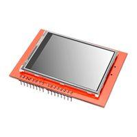 Wholesale-2.4 Zoll TFT LCD Schild Touch Board Anzeigemodul für Arduino UNO