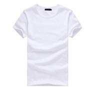 Новая летняя футболка хорошее качество плюс размер мужчин хлопок круглые шеи с коротким рукавом поло повседневная рубашка