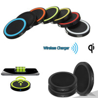 Mini Qi Wireless-Ladegerät Pad Power USB-Lade für iPhone 8 X 7 7 Plus für Samsung Galaxy S6 S7 Edge Note 3 4