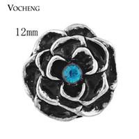 Vocheng Noosa Petit 12mm Snap Interchangeable Snap Button Bijoux Ginger Snap Jewelry (Vn-482)