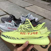 Sply 350 Boost 350 V2 Best quality Semi Frozen Yellow Beluga...