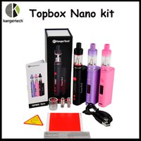 Hihg Quality Kanger Topbox Nano TC Kit 60W Temperature Contr...