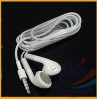 Wholesale- 3. 5mm High Quality In- Ear Handsfree Headphones Ear...