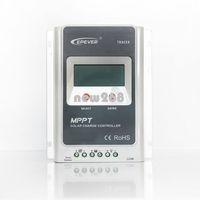 جديد mppt 30a الشمسية المسؤول تحكم 12 فولت 24 فولت lcd diaplay epever tracer الشمسية المسؤول منظم epsloar 3210A