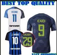 Wholesale - 17 18 inter soccer jersey home ICARDI milan 2017...