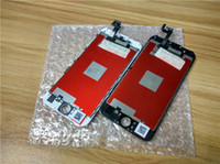아이폰 6S 4.7 인치 LCD 디스플레이 디스플레이 5.5 인치 6S 플러스 스크린 터치 디지타이저 3D 터치로 전체 어셈블리 교체