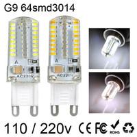 G9 G4 E14 E12 G5.3 G8 B15 LED Lâmpada Luz 3014 24D 32D 57D 64D 81D 96D 104D 152D Luzes de milho AC 220V 110V 12V Bulbos de candelabro branco quente para iluminação em casa