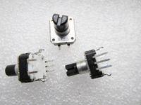 Adeliger Encoder-Schalterimpuls 24 digitales Potentiometer 12mm Welle