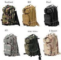 30L Outdoor Sport Militaire Tactique Sac à Dos Molle Sacs à Dos Camping Trekking Sac sacs à dos 50 pcs Livraison DHL Fedex