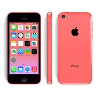 100% Original Refurbished Apple iPhone 5C Cell phones 8GB 16...