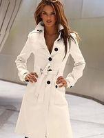 Capispalla blazer lungo cappotto invernale in cashmere di lana da donna primavera 2016 moda