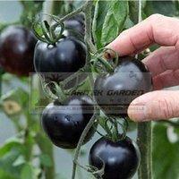 BLACK tomatensamen sehr Leckeres Gemüse Nutritive Früchte Samen 30 samen / pack