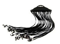Frete grátis óculos de sol óculos de nylon trançado cordão no pescoço corda retentor cinta suporte para colhedor óculos retentor DT0216