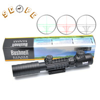 Bushnell 3- 9x32 EG Hunting Riflescope Red  Green Dot Illumin...