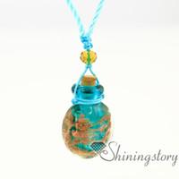 Memorial de la joyería collar de urna urna de cenizas de la joyería del corazón de la joyería de medallones collar cenizas padre urna para cenizas