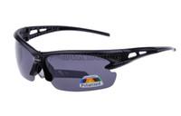 10 pcs Remessa Livre Polarizada Óculos De Sol Para Homens Meia Armação de Plástico Óculos de Sol Dos Homens Esportes Óculos UV400