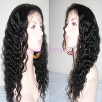 Wet wavy human wig, free shipping brazilian virgin hair fron...