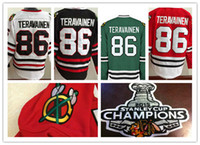 Sake Hot Hommes Chicago Blackhawks 86 Teuvo Teravainen 2015 Coupe Stanley Champion Patch