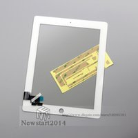 For iPad 2 3 4 High Quality Touch Screen Digitizer Replaceme...