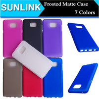 Matte Frosted TPU Soft Gel Case Cover for iPhone 6 6s Plus 5...