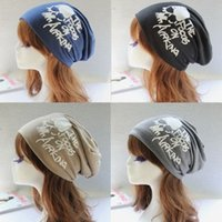 For Men And Women Hats Soft Thickening Wind Proof Beanies Sk...