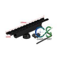 Adaptador de escopo da arma AR15 Carry Weaver Picatinny Rail Mount Fit para 11mm cl22-0210