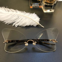 Luxury Popular Women Brand Design Percy Lau DC02 G1 Glasses ...