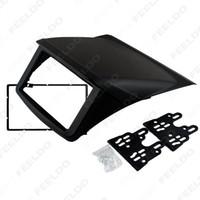 2DIN Radio DVD Stereo Panel Dash Mounting Installation Trim Kit Frame Fascia For Mitsubishi Triton/L200/Strada/Sportero/Hunter #1620