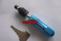 Toptan Satış - Borulu seçim, çilingir araçları, Ayarlanabilir Manipülasyon Kilidi 7 Pin Pick (7.5mm 7.8m)